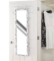 door mirror jewelry armoire