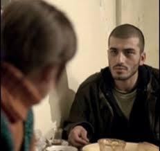 Ufuk Bayraktar as Bekir Kader Turkish movie
