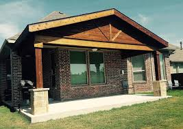 gable patio cover remodeling