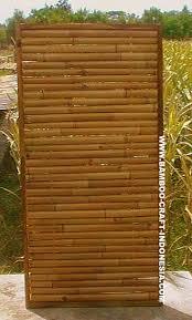 Bamboo Garden Fence Panel Buy Decorative Fence Panels Bamboo Gates Product On Alibaba Com