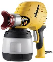 Wagner Power Stainer Plus 6 6 Gph Sprayer With Ez Tilt Technology Amazon Com