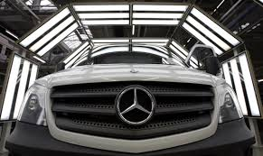 Mercedes may be eyeing Slovakia - spectator.sme.sk