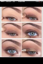 cute everyday eye makeup look by bailey