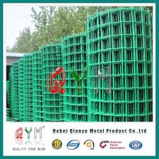China 48 H X 48 W Black Welded Wire Mesh Euro Steel Fence Gate China Wire Mesh Fece Welded Mesh Fence