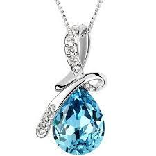 austrian crystal necklace pendants
