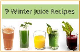 9 delicious winter juice recipes you