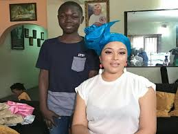 what actress adunni ade did to this 13