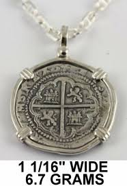 spanish coin jewelry key west trere
