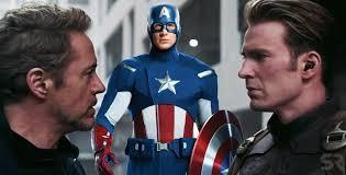 Capitão América pode ter sido alterado digitalmente no novo ...