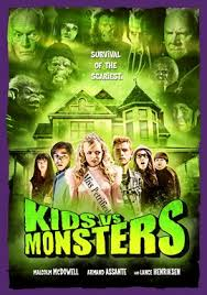 Kids vs Monsters (2015) Movie - hoopla