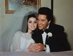 Le mariage de Priscilla et Elvis