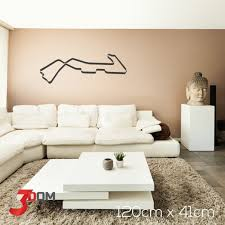 Wall Decal F1 Race Track Singapore Buy Online