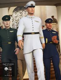 military dress uniform for genesis 3