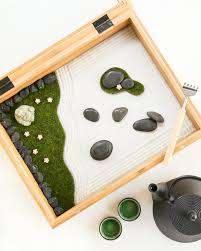 diy mini zen gardens the garden glove