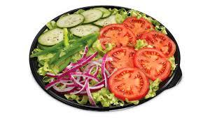 menu subway melt salad subway