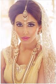 indian bridal hair and makeup artist
