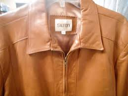 rare vintage leather jacket from 70 s