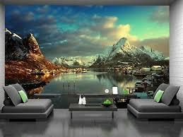 photo wallpaper wall mural decor paper