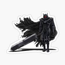 Berserk Demon Mark Sticker By Terpres Redbubble