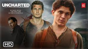 Uncharted Tom Holland Movie 2020 ...