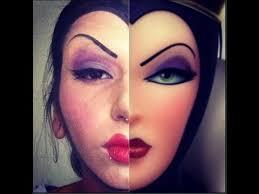 evil queen inspired makeup look you