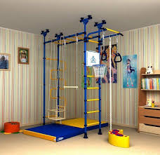 Kids Jungle Gym Playroom Kids Room Furniture Ideas Cool Kids Rooms Kids Room Furniture Kids Playroom Decor Cool Kids Rooms