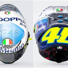 GP Misano, Valentino Rossi con un casco speciale: viagra in testa per la  doppia in casa