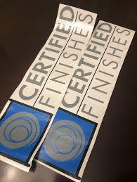 Vinyl Decals Lettering Skyline Printing Llc