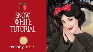 snow white makeup tutorial you