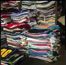 mixed clothing clothes shoes