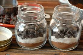 edible diy gifts hot chocolate mix