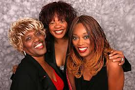 THE SWEET INSPIRATIONS & THE HOLLADAY SISTERS