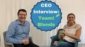 CEO Interview: Adi Arezzini of Teami Blends — Matterhorn Business  Development