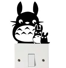 Top 10 Most Popular Totoro Wall Decal Brands And Get Free Shipping Hh55dhf4