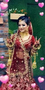 persona by mallika gambhir bridal makeup