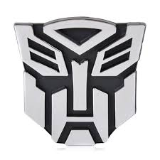 Transformers Autobots Emblem Decal Car S Buy Online In Jersey At Desertcart