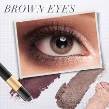 eye makeup for blue green brown eyes