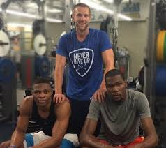Nets Hire Durant's Personal Trainer Adam Harrington - Def Pen