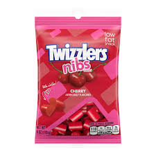twizzlers cherry nibs peg bag