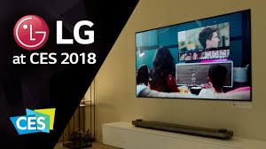 Những tivi mẫu mới cao cấp nhất năm 2018