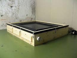 diy exposure unit plans inc vacuum top