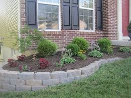 diy landscaping retaining wall small