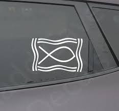 Ichthys Jesus Fish