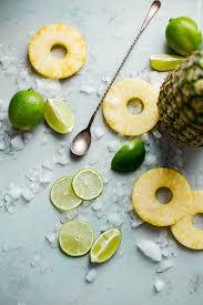 green gold martini, quarantine and chill, cocktails