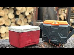 coolers for construction workers