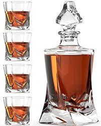 exquisite design liquor decanter