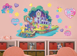 Care Bears Wall Decals And Wall Graphics Shop Wall Ah