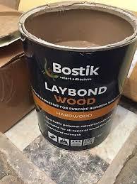 bostik laybond hardwood parquet floor