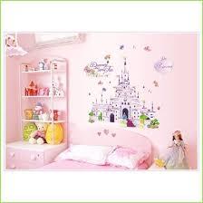 Fairytale Castle Wall Decal Wallstickersforkids Com