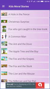 Kids Moral Stories For Android Apk Download